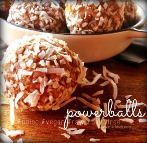 Choc Powerballs!