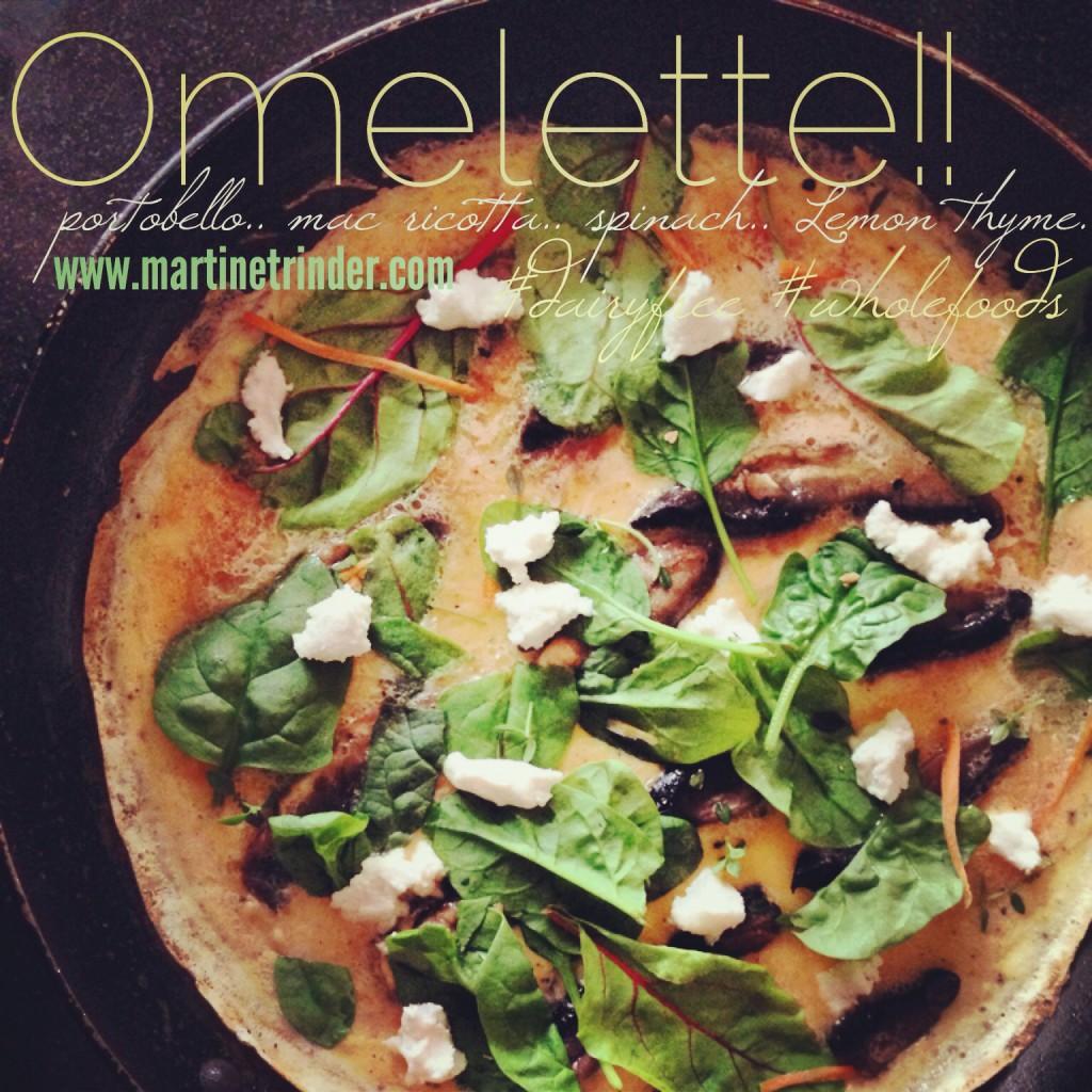 omelette [dairyfree]
