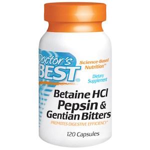 Betaine HCL iHerb Martine Trinder