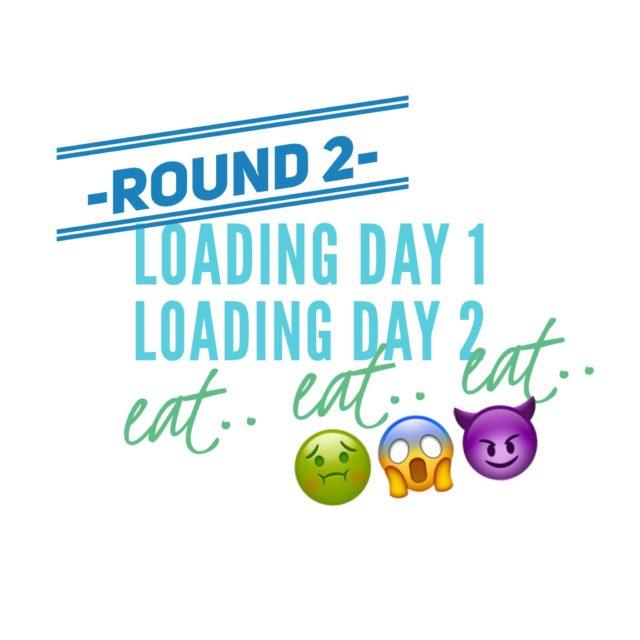 Loading 1 + 2 (P2R2)