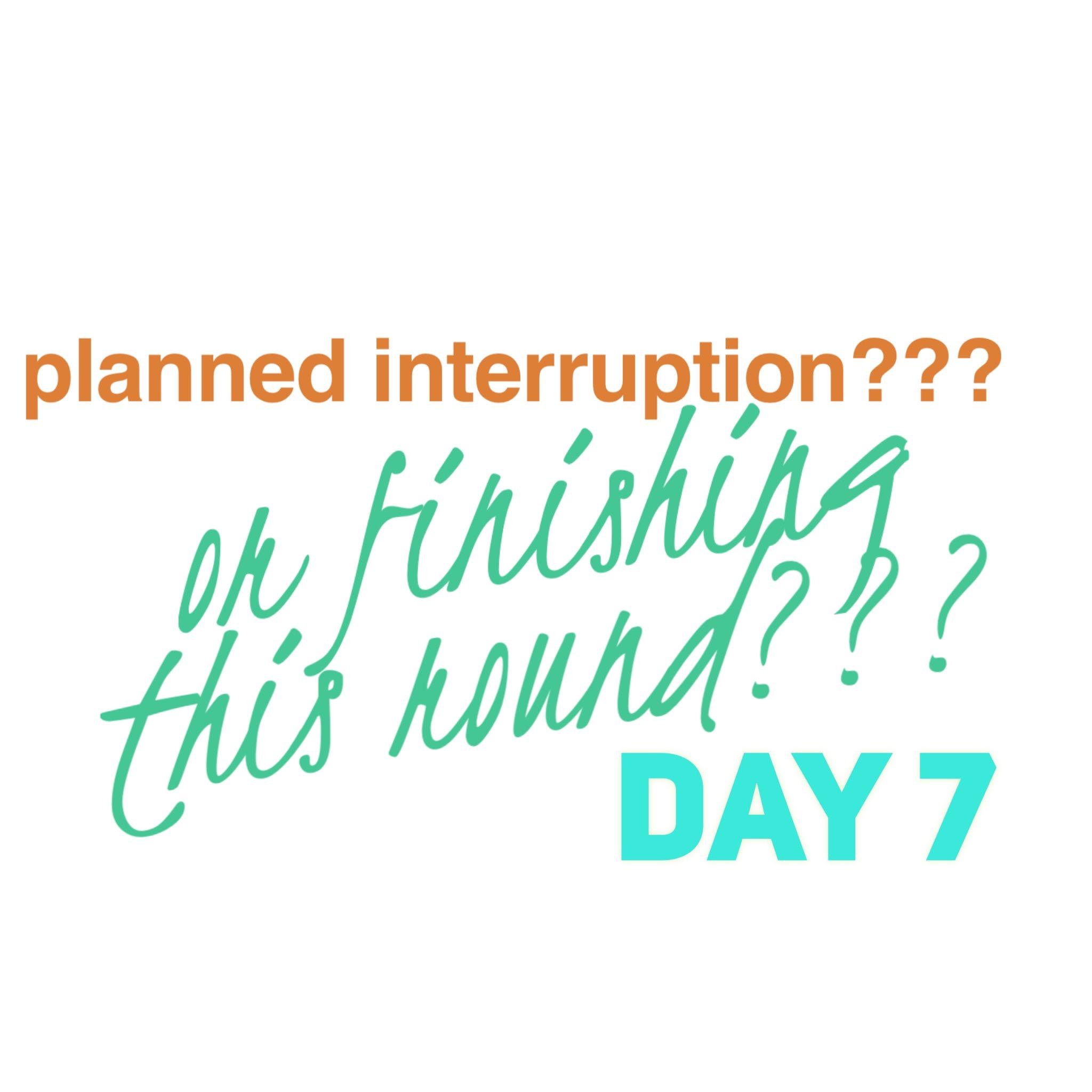 PI  Day 7 (P2R2)