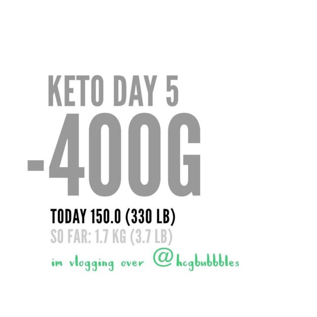 June Keto Challenge is here Im on Day 5 todayhellip