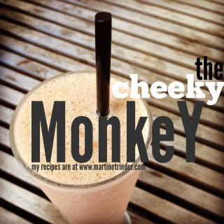CHEEKY MONKEY Smoothie [dairyfree]