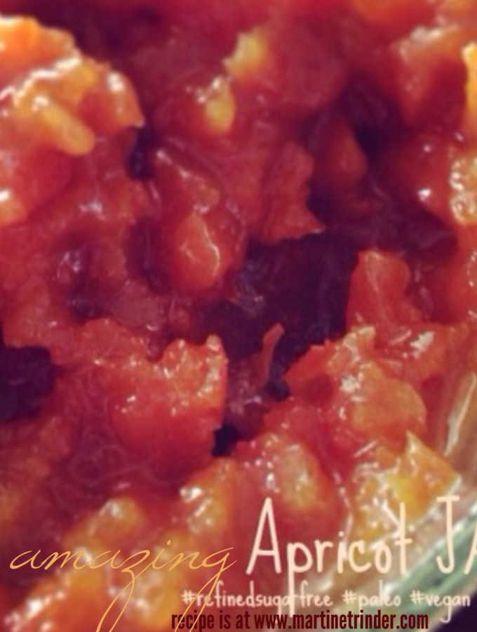 Apricot Spread / Apricot Jam