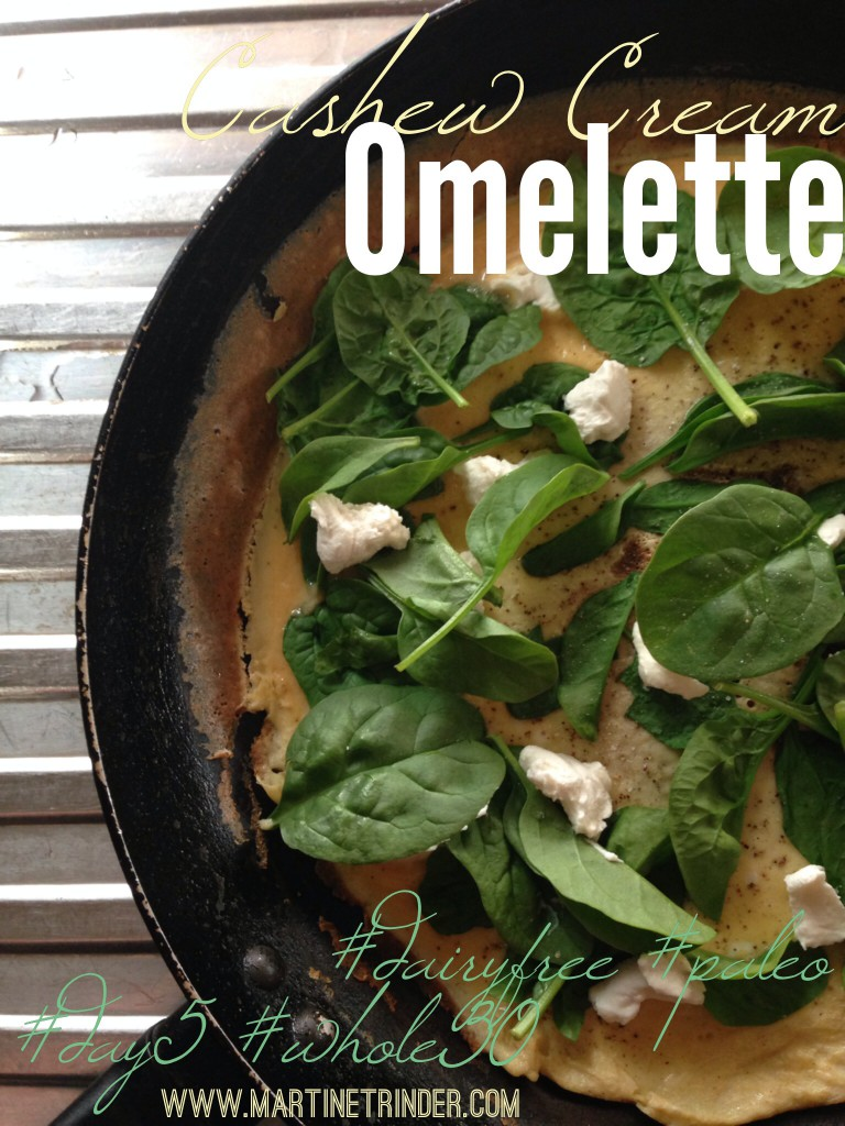 Paleo Omelette Whole 30
