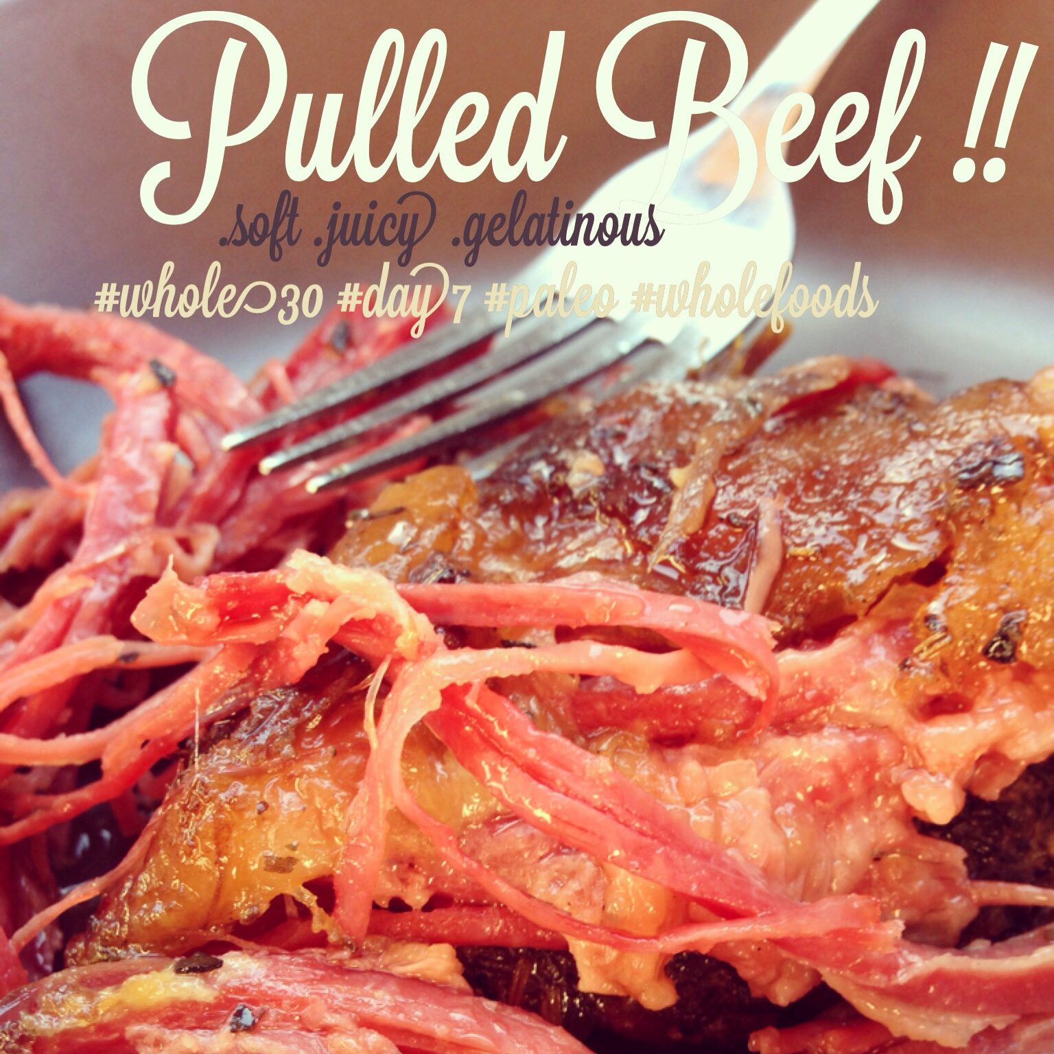 36hour PulledBeef Whole30