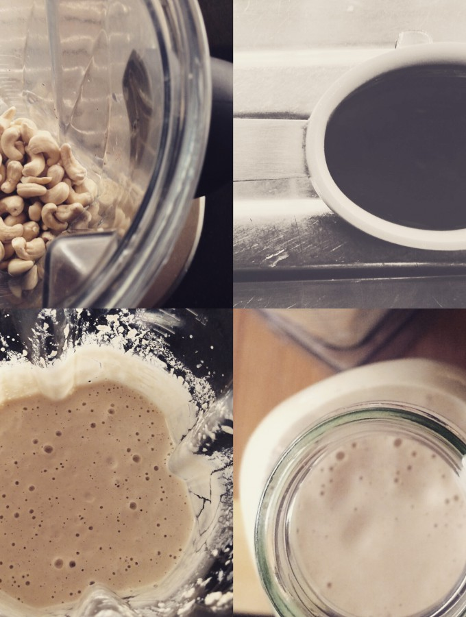 Making Cashew Cream Martine Trinder