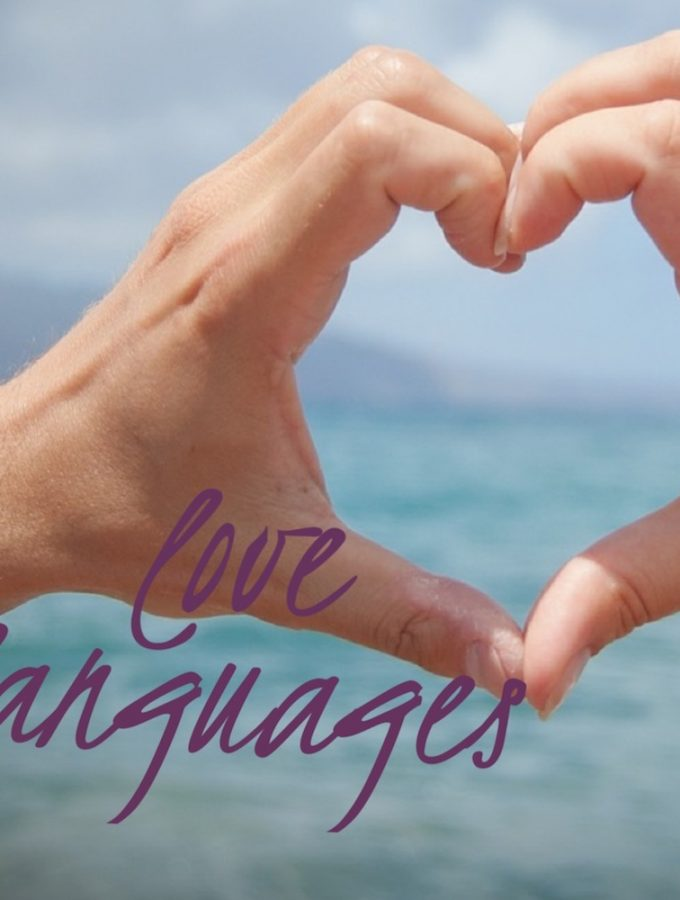 WHAT ARE THE LOVE LANGUAGES?