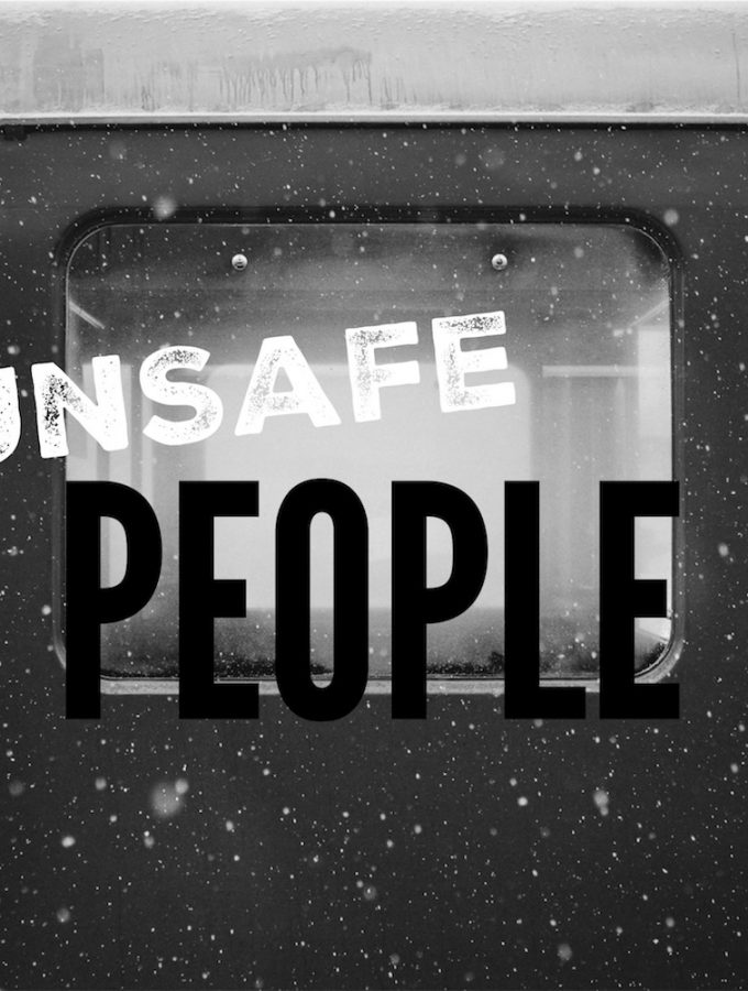 Checklist | Unsafe People in your life